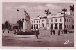 MAGHREB > ALGERIE > PHILIPPEVILLE > Service De L' Assistance Aux Indigènes Et Monument Au 3ème Zouaves - Skikda (Philippeville)