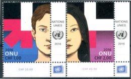 ONU Genève 2016 - He For She ** - Neufs