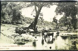 CPA  Ethiopie    Dirré Daoua   La Rivière De Gotha - Ethiopie