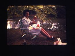 1 Slide - Mb19 - Woman - Diapositives