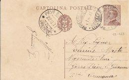 Remedello Sotto (Brescia) Frazionario 12-169 - Storia Postale