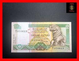 Ceylon - Sri Lanka  10 Rupees 1.1.1991  P. 102 UNC - Sri Lanka