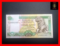 Ceylon - Sri Lanka  10 Rupees 19.8.1994  P. 102 UNC - Sri Lanka