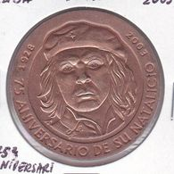 MONEDA DE CUBA DE 1 PESO DEL AÑO 2003 ERNESTO CHE GUEVARA (COIN) (NUEVA - UNC) - Cuba