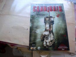 3 D Postcards Film Cannibals  Fantasy Filmfest 13x18.5 Cm - Cinema