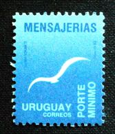 1993 URUGUAY Mnh - Mensajerias Bird Gaviota Ave Vogel Oiseau Seagull - Yvert 1444 - Uruguay