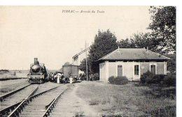 PIBRAC - Arrivée Du Train - Pibrac