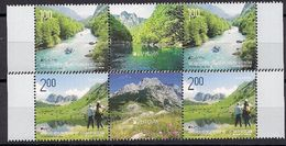 2012 Bosnia And Herzegovina, Republic Of Srpska, Mi. 563-4MNH Gutter Par Europa: Besuche - 2012