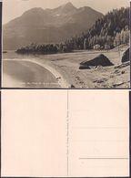 Suisse - Carte Postale - Bei Plaun Da Lej Am Silsersee -  Non Circulee - Circa 1930 - Cygnus - GR Grisons
