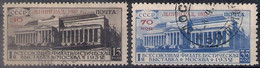 Russia 1933, Michel Nr 427-28, Used - Oblitérés