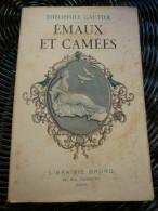 Théophile Gautier: Émaux Et Camées/ Librairie Gründ, 1935 - Bücher, Zeitschriften, Comics