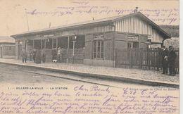 Villers - La - Ville , La Station - Villers-la-Ville