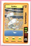 IM462 : Carte Looney Tunes Auchan 2014 / N°048 Gymnastique  Équilibre - Trading Cards