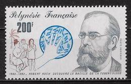 POLYNESIE FRANCAISE - ROBERT KOCH - PA 167 - NEUF** - Poste Aérienne