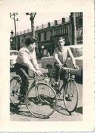 Photo Originale Cyclistes Nice - Cyclisme