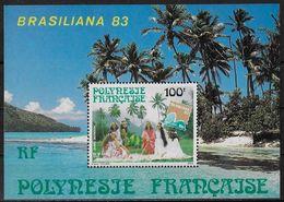 POLYNESIE FRANCAISE - EXPOSITION PHILATELIQUE INTERNATIONALE - BF 7 - NEUF** - Blocs-feuillets