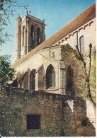CPM France 78 Yvelines Maule L'église St Nicolas Bâtie à La Fin Du XI° Et Début Du XII° - Maule