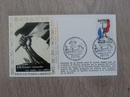 HEROS-et-MARTYRS De La France Combattante - Editions Amis - Année 1985 - - Oblitérés