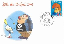 FETE DU TIMBRE 2005 - France