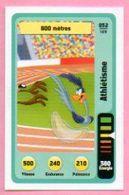 IM465 : Carte Looney Tunes Auchan 2014 / N°052 Athlétisme 800 Mètres - Trading Cards