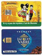 L26c) 2 Télécartes (50) France 1995 - France