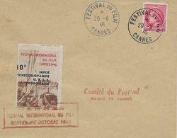 FESTIVAL DE CANNE 1946 - France
