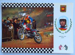 Carte Postale : Sport Moto : Série MOTOCROSS : BULTACO (Espanola) - Sport Moto