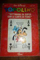 TOPOLINO N 1909 - Disney
