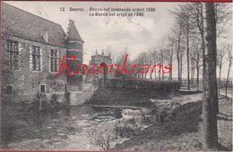 Deurne Antwerpen Sterck-hof Bestaande Zedert 1580 Kasteel Sterckshof Rivierenhof ZELDZAAM (zeer Goede Staat) - Antwerpen