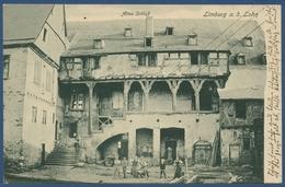 Limburg An Der Lahn Altes Schloß, Gelaufen 1909 (AK3049) - Limburg
