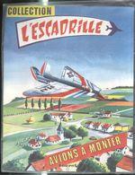 Avion à Monter - Maquette Carton - Collection L'escadrille - Etat Neuf Sous Film Plastique D'origine - Autres Collections