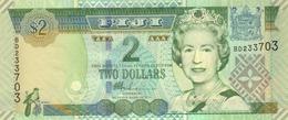 FIJI 2 DOLLARS ND (2002) P-104 UNC  [FJ515a] - Fiji