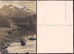 Suisee - Carte Postale - St. Moritzersee - Non Circulee - Circa 1915 - Cygnus - GR Grisons