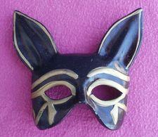Masque Vénitien Décoratif (tête De Chat) - Carnival