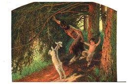 Lapina 1444 - L Kowalsky, Les Faunes (5 Lignes) - Pittura & Quadri