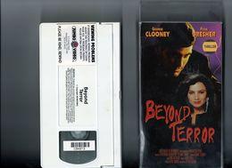 VHS Originale Film US BEYOND TERROR George Clooney Fran Drescher - Drama