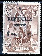 !■■■■■ds■■ Téte 1913 AF#06ø Vasco Da Gama On África 7,5 Centavos (x10949) - Tete
