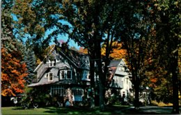 Vermont Springfield The Hartness House - Etats-Unis