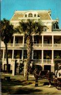 South Carolina Charleston South Battery House Inn 1984 - Charleston
