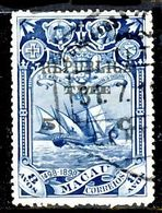 !■■■■■ds■■ Téte 1913 AF#13ø Vasco Da Gama On Macao 5 Centavo (x10862) - Tete