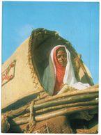 ETHIOPIA - BRIDE OF BELIN KEREN, ERITREA / COSTUMES / THEMATIC STAMP-KOKA DAM - Ethiopie