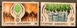 GREECE - MNH**   - 1986 - # 1568/1569 - Greece