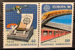 GREECE - MNH**   - 1988 - # 1621/1622 B - Greece