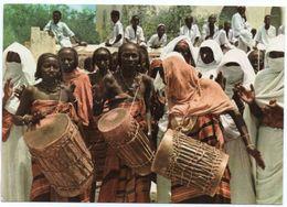ETHIOPIA - BARENTU LOCAL FEAST / COSTUMES / LIONS INTERNATIONAL / THEMATIC STAMP-BIRD - Ethiopie