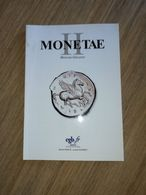 MONNAIE COIN LIVRE CATALOGUE CGB MONETAE II ANTIQUES GRECQUES GREEK - Livres & Logiciels