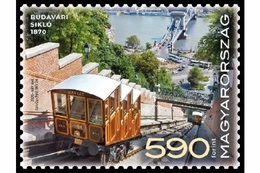 HUNGARY - 2020. 150th Anniversary Of The Buda Castle Cable Car / Funicular   MNH!!! - Ongebruikt