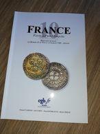 MONNAIE COIN LIVRE CATALOGUE CGB FRANCE 10 MONNAIES ROYALES ROBERT II LE PIEUX CHARLES VIII - Livres & Logiciels