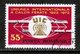 ROMANIA  Scott # 2329 VF USED (Stamp Scan # 679) - 1948-.... Republiken
