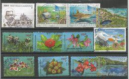 12 Timbres Différents   (boitsorbla) - Nouvelle-Calédonie