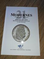 MONNAIE COIN LIVRE CATALOGUE CGB MODERNES 21 SPECIAL 1815-1870 - Livres & Logiciels